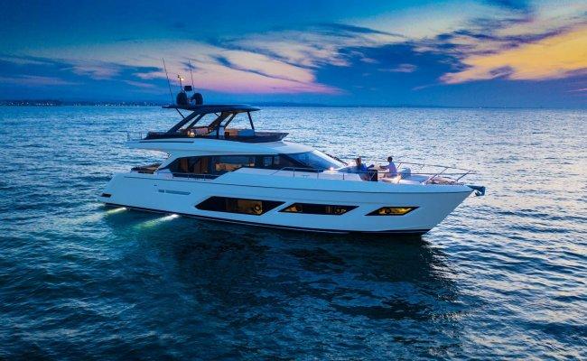 Ferretti 720, Motor Yacht for sale by Ocean's 500