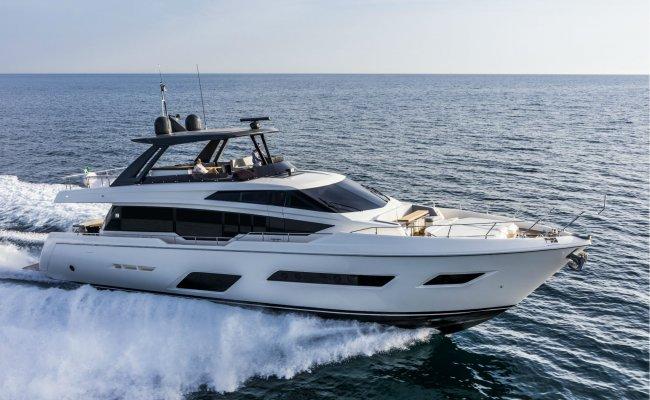 Ferretti 780, Motor Yacht for sale by Ocean's 500