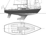 Waarschip 725 Kwartonner, Zeiljacht Waarschip 725 Kwartonner de vânzare Jachtwerf Atlantic BV & Jachtcentrale Harlingen