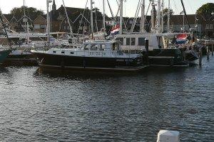 Evership 38 Patrol, Motorjacht  - Jachtwerf Atlantic BV & Jachtcentrale Harlingen