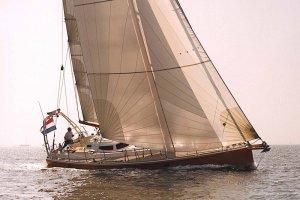 Atlantic 51, Zeiljacht  - Jachtwerf Atlantic BV & Jachtcentrale Harlingen