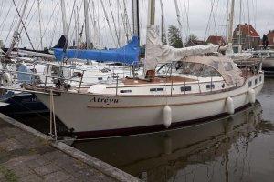 Trintella IV, Zeiljacht  - Jachtwerf Atlantic BV & Jachtcentrale Harlingen