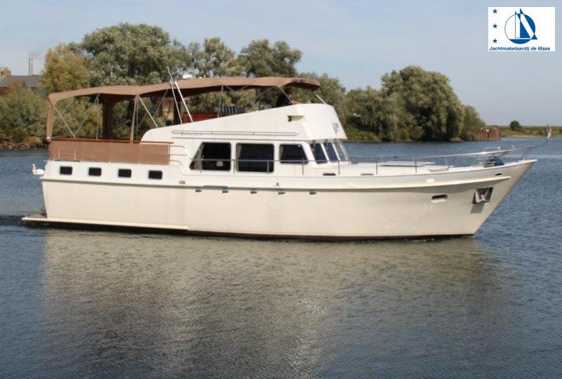 Blauwe Hand Trawler 1400, Motorjacht