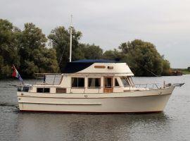 Eurobanker 38, Моторная яхта Eurobanker 38для продажи Jachtmakelaardij De Maas
