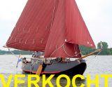 Kooijman En De Vries Zeeuwse Schouw, Bateau à fond plat et rond Kooijman En De Vries Zeeuwse Schouw à vendre par Heech by de Mar