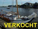 Kooijman En De Vries Grundel, Plat- en rondbodem, ex-beroeps zeilend Kooijman En De Vries Grundel hirdető:  Heech by de Mar