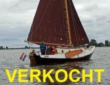 Blok Zeeschouw, Bateau à fond plat et rond Blok Zeeschouw à vendre par Heech by de Mar