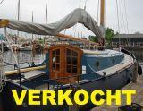 Van Rijnsoever Staverse Jol, Plat- en rondbodem, ex-beroeps zeilend Van Rijnsoever Staverse Jol hirdető:  Heech by de Mar