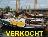 Huitema Zeeschouw, Flat and round bottom Huitema Zeeschouw for sale by Heech by de Mar