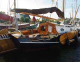 Westerdijk Zeeschouw, Plat- en rondbodem, ex-beroeps zeilend Westerdijk Zeeschouw hirdető:  Heech by de Mar