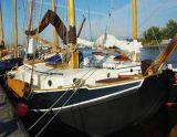 De Plaete Zeeschouw, Plat- en rondbodem, ex-beroeps zeilend De Plaete Zeeschouw hirdető:  Heech by de Mar