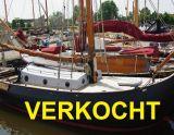 Gipon Staverse Jol, Plat- en rondbodem, ex-beroeps zeilend Gipon Staverse Jol hirdető:  Heech by de Mar