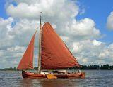 De Nieuwe Kielkade Tjalk, Flach-und Rundboden De Nieuwe Kielkade Tjalk Zu verkaufen durch Heech by de Mar