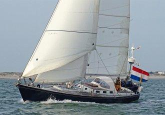 Hutting (Koopmans) 40, Zeiljacht Hutting (Koopmans) 40 te koop bij White Whale Yachtbrokers