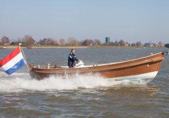 Van Wijk 830 Classic, Sloep Van Wijk 830 Classic te koop bij White Whale Yachtbrokers