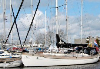 Hans Christian 43 T, Zeiljacht Hans Christian 43 T te koop bij White Whale Yachtbrokers