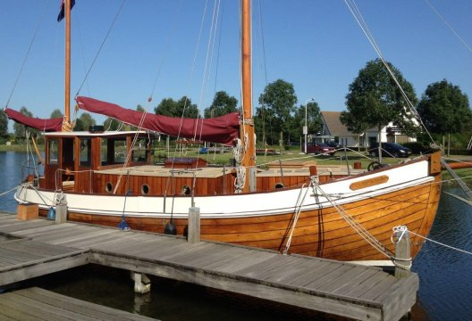 Brandsma Kotter 1070, Zeiljacht  for sale by White Whale Yachtbrokers - Willemstad