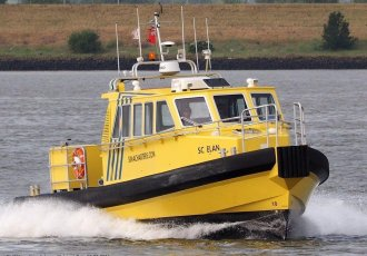 Support Vessel 13.60, Ex-professionele motorboot Support Vessel 13.60 te koop bij White Whale Yachtbrokers