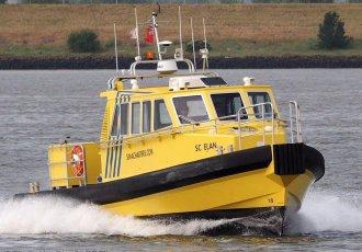 Support Vessel 13.60, Ex-professionele motorboot Support Vessel 13.60 te koop bij White Whale Yachtbrokers - Willemstad