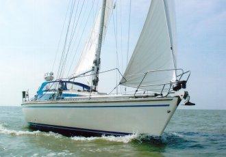 Conrad 40 (1200), Zeiljacht Conrad 40 (1200) te koop bij White Whale Yachtbrokers