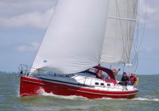 Koopmans Sentijn 37, Zeiljacht  for sale by White Whale Yachtbrokers