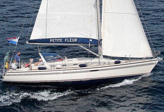 Dehler 43 CWS, Zeiljacht  for sale by White Whale Yachtbrokers - Willemstad