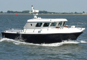 Makma Commander, Motor Yacht Makma Commander for sale at White Whale Yachtbrokers - Willemstad