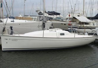 Jeanneau Sun 2000, Sailing Yacht Jeanneau Sun 2000 for sale at White Whale Yachtbrokers - Willemstad
