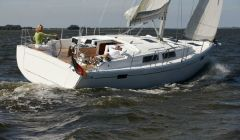 Hanse 385, Zeiljacht Hanse 385 for sale by White Whale Yachtbrokers