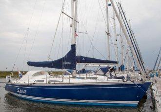 Comfortina 42, Zeiljacht Comfortina 42 te koop bij White Whale Yachtbrokers