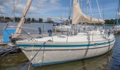 Contest 35, Zeiljacht Contest 35 for sale by White Whale Yachtbrokers