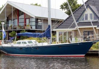 Koopmans 46 Kielmidzwaard, Zeiljacht Koopmans 46 Kielmidzwaard te koop bij White Whale Yachtbrokers