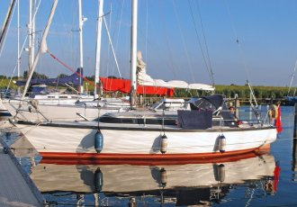 Dufour 3800, Sailing Yacht Dufour 3800 for sale at White Whale Yachtbrokers - Enkhuizen