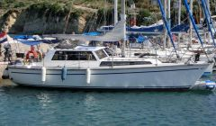 Aloa 35 Decksaloon, Zeiljacht Aloa 35 Decksaloon for sale by White Whale Yachtbrokers