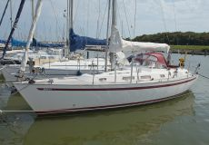 Najad 373, Zeiljacht  for sale by White Whale Yachtbrokers