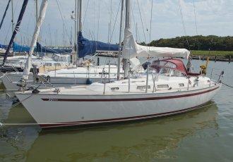 Najad 373, Zeiljacht Najad 373 te koop bij White Whale Yachtbrokers