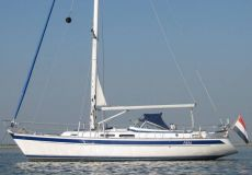 Hallberg Rassy 36 Mk II, Zeiljacht  for sale by White Whale Yachtbrokers
