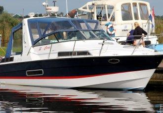 Four Winns 285 Vista, Speed- en sportboten Four Winns 285 Vista te koop bij White Whale Yachtbrokers