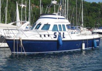 Aquastar Sport Ranger 38, Motorjacht Aquastar Sport Ranger 38 te koop bij White Whale Yachtbrokers