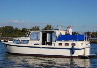 Ten Broeke kruiser 10.00, Motorjacht Ten Broeke kruiser 10.00 te koop bij White Whale Yachtbrokers