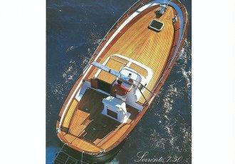 Aprea Mare Open Cruise 7.50, Motorjacht Aprea Mare Open Cruise 7.50 te koop bij White Whale Yachtbrokers