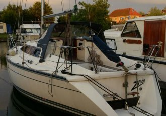 Jeanneau Sun Dream 28, Zeiljacht Jeanneau Sun Dream 28 te koop bij White Whale Yachtbrokers