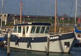 Kotter 13 Mtr Maree, Motorjacht Kotter 13 Mtr Maree te koop bij White Whale Yachtbrokers