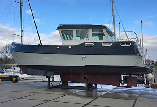Kotter 13 Meter Maree, Motorjacht  for sale by White Whale Yachtbrokers - Enkhuizen