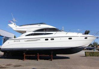Princess P50, Motorjacht Princess P50 te koop bij White Whale Yachtbrokers - Willemstad