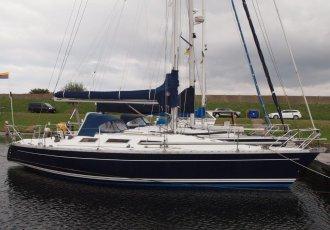 Jeanneau Sunshine 38, Zeiljacht Jeanneau Sunshine 38 te koop bij White Whale Yachtbrokers