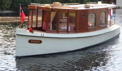 Authentieke Salonboot / Notarisboot , Tender Authentieke Salonboot / Notarisboot  for sale by White Whale Yachtbrokers