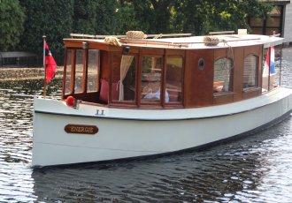 Authentieke Salonboot / Notarisboot , Sloep Authentieke Salonboot / Notarisboot  te koop bij White Whale Yachtbrokers