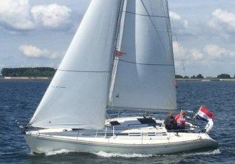 Elan 331, Zeiljacht Elan 331 te koop bij White Whale Yachtbrokers
