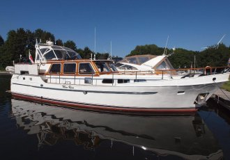 De Vries Lentsch 46, Motorjacht De Vries Lentsch 46 te koop bij White Whale Yachtbrokers